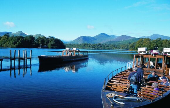 Early Morning on Derwentwater